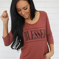 Blessed Top