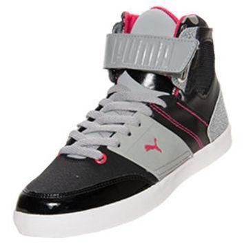 Women's Puma La Sola Mid NM Casual Shoes