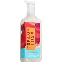 FRESH RAIN & SPEARMINTCreamy Luxe Hand Soap