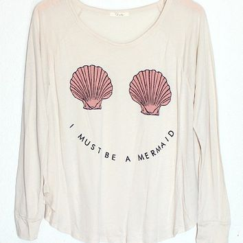 Sachi I Must Be A Mermaid Top