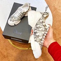 DIOR Hot Sale Women Fashion Sport Running Shoes Sneakers