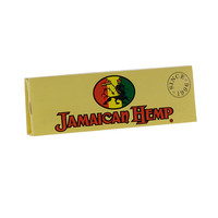 "Jamaican Hemp 1 1/4"" Rolling Papers"