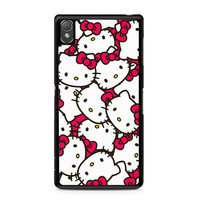 Beauty Hello Kitty Sony Xperia Z3 Case