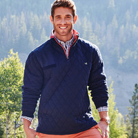 The Carlyle Sporting Pullover