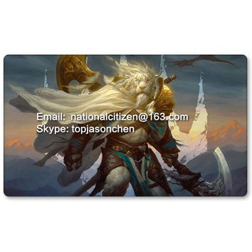Many Playmat Choices - Ajani Steadfast - MTG Board Game Mat Table Mat for Magical Mouse Mat the Gathering 60 x 35CM