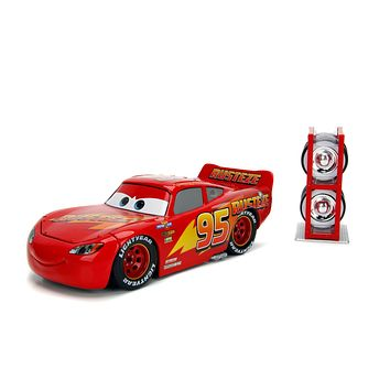 Jada Diecast Metal 1:24 Disney Cars 3 Lightning Mcqueen Ramone Wrap Artwork Rusteze
