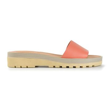 See By Chloé Chunky Sole Flat Sandals