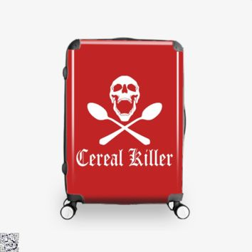 Cereal Killer, Funny Suitcase