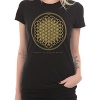Bring Me The Horizon Sempiternal Girls T-Shirt