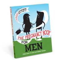 The Pregnancy Book for Men by Knock Knock
