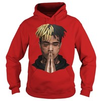 XXXtentacion Pray For X Shirt Hoodie