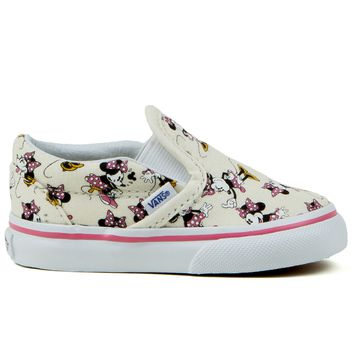 Vans Disney Classic Slip-On Toddler Shoes