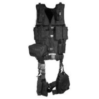 UTG Ultimate Tactical Gear, 10 Piece Complete Kit, Black