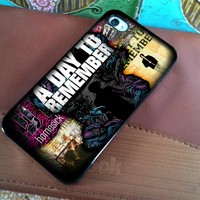 A DAY TO REMEMBER - iPhone 5 Case, iPhone 4/4s Case, Hard Case FDL