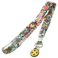 Marvel X-Men Lanyard with Charm