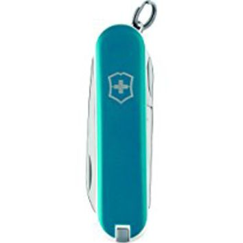 Victorinox - Victorinox Classic Ice Blue - Swiss Army Pocket Knife - 58 mm - 7 Tools