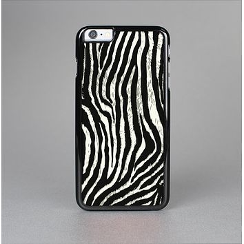 The Real Vector Zebra Print Skin-Sert for the Apple iPhone 6 Plus Skin-Sert Case
