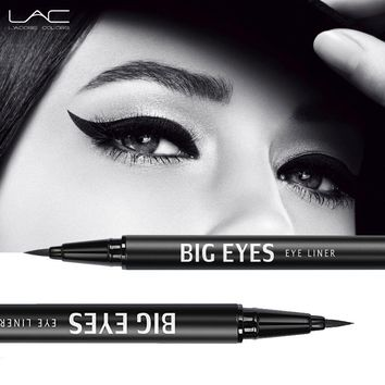 Eyeliner Pencil Waterproof Black Liner Liquid Pen Eye 1PC Makeup Cat Long-Lasting Cosmetic Comestics Kajal Line Pro Watercolor