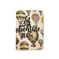 Adventure Passport Holder Customized Passport Covers Passport Wallet_Emerishop (PPLA28)