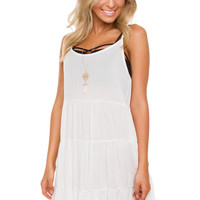 Beatriz Dress - White