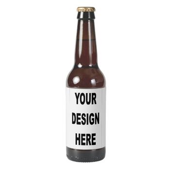 Customized Beer Bottle Label