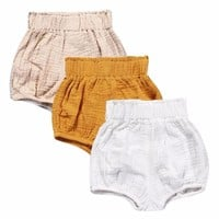 2018 Baby Clothes Newborn Toddler Kids Baby Boy Girl Cotton Bottom Infant Bloomer Briefs Diaper Cover Panties 9-24M