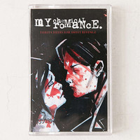 My Chemical Romance - Three Cheers For Sweet Revenge Cassette Tape - Urban Outfitters