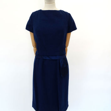VINTAGE 1950s 1960s PETER BARRON DRESS 10