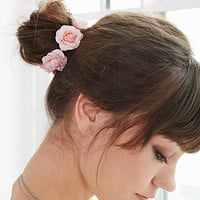 Rose Hair Tie