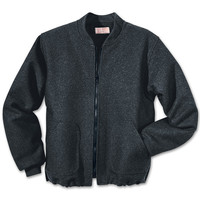 Mackinaw Wool Zip In Jacket Liner