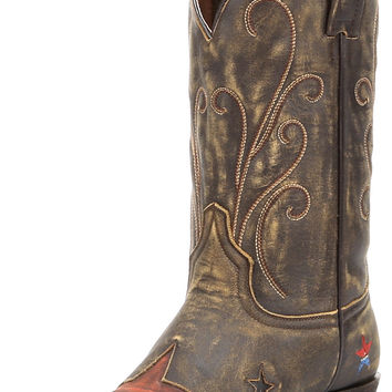 Women's Redneck Riviera Soul Shaker Boot - Vintage Honey