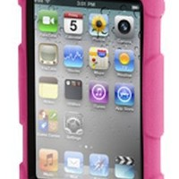 Griffin Survivor + Belt Clip for iPod touch 4G (Pink, Black)