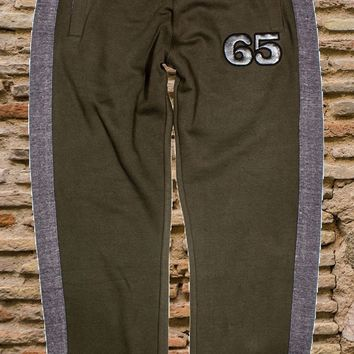 Men's Dress Sweat Pant In Olive
