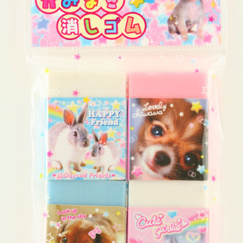 Pets Putty Erasers