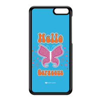 Sassy - Hello Gorgeous 10433 Black Hard Plastic Case for Amazon Fire Phone by Sassy Slang