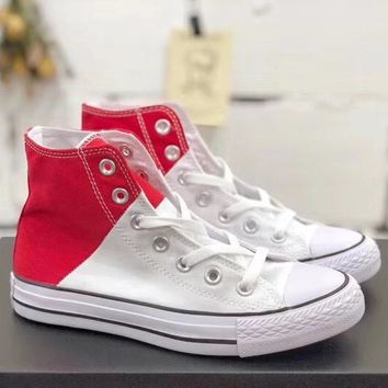 Trendsetter Converse Chuck Taylor All Star Women Men Fashion Casual High-Top Canvas Shoes