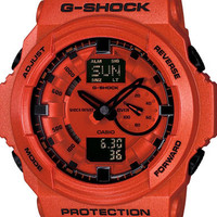 Casio G-Shock GA150A-4ACR Watch - Cool Watches from Watchismo.com
