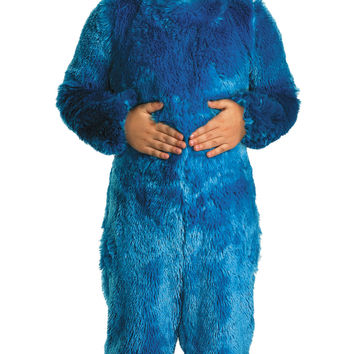 Infants/Toddlers Sesame Street Cookie Monster Costume