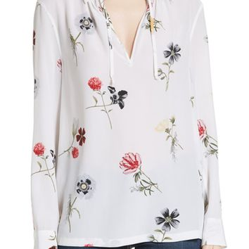 Equipment Bristol Print Silk Blouse | Nordstrom
