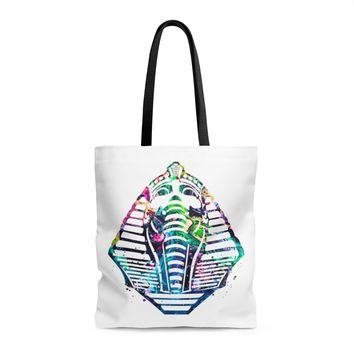 Egyptian Sphinx Tote Bag