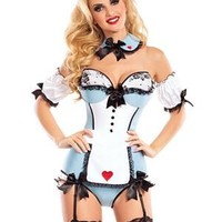 Wonderland Cosplay Bunny Costume