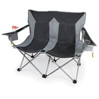 The Outdoor Folding Loveseat.
