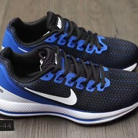 """Nike Air Zoom Vomero 13"" Men Sport Casual Fashion Multicolor Breathable Running Shoes Sneakers"