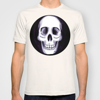 Bones V T-shirt by Zombie Rust