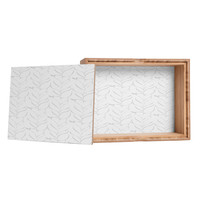 Vy La Calm Breezy Fern Jewelry Box