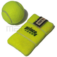 Recycled Tennis Ball iPhone/Mobile Phone Sleeve by MANIkordstudio