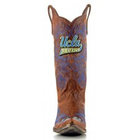 "Gameday Boots Womens 13"" Tall Leather Ucla Cowboy Boots"