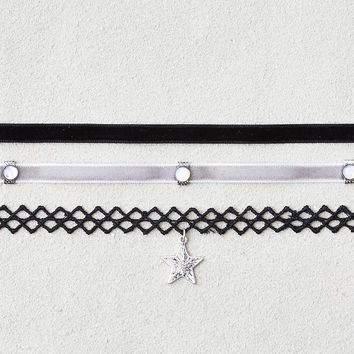 AEO Star Chokers 3-Pack , Multi