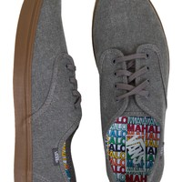 Vans Madero Shoes - (Washed) Grey/Mahalo | SundanceBeach.com