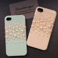 Bling Crystal iPhone case Crown Rhinestone iPhone Case for iPhone 4 case ,iPhone 4s cases